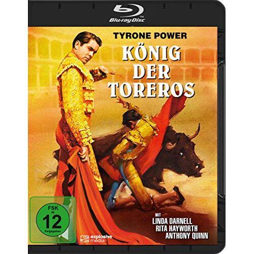 Rouben Mamoulian - König der Toreros (Blood and Sand) [Blu-ray] - Preis vom 18.04.2021 04:52:10 h