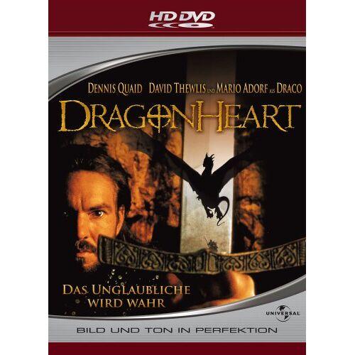 Rob Cohen - Dragonheart [HD DVD] - Preis vom 05.09.2020 04:49:05 h