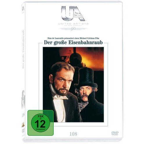 Michael Crichton - Der große Eisenbahnraub - Preis vom 25.02.2021 06:08:03 h