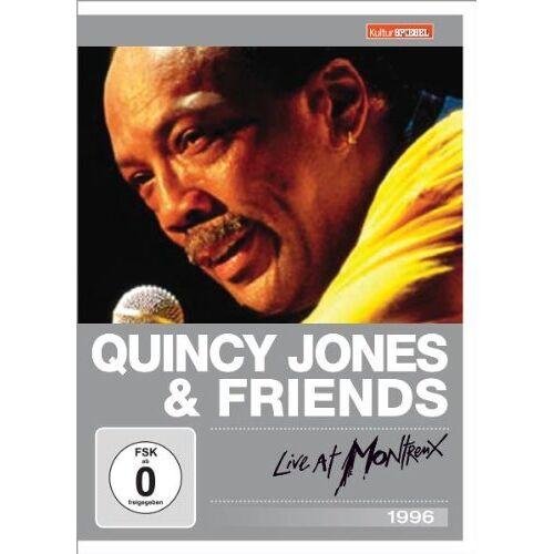 - Quincy Jones & Friends - Live at Montreux 96 (Kulturspiegel Edition) - Preis vom 20.10.2020 04:55:35 h