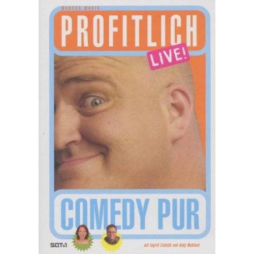 Profitlich, Markus Maria - Markus Maria Profitlich - Comedy Pur Live! - Preis vom 11.05.2021 04:49:30 h