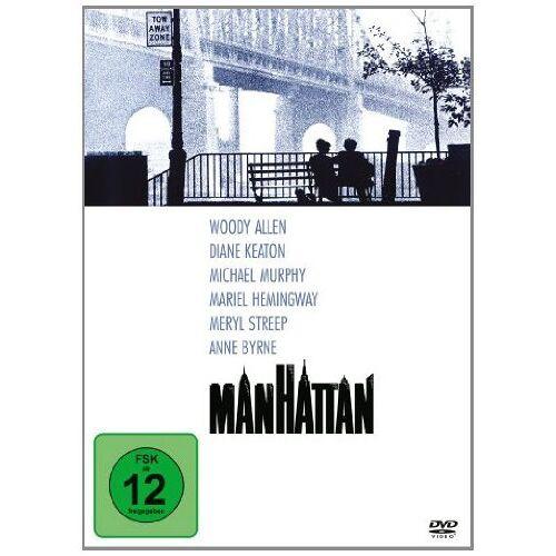 Woody Allen - Manhattan - Preis vom 04.05.2021 04:55:49 h