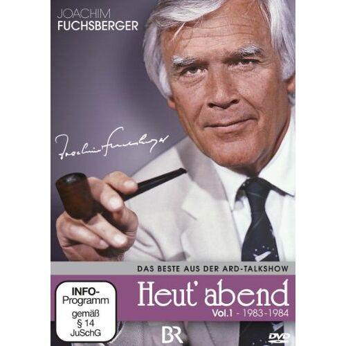 - Joachim Fuchsberger: Heut' abend, Vol. 1, 1983-1984 - Das Beste aus der ARD-Talkshow (4 DVDs) - Preis vom 20.10.2020 04:55:35 h