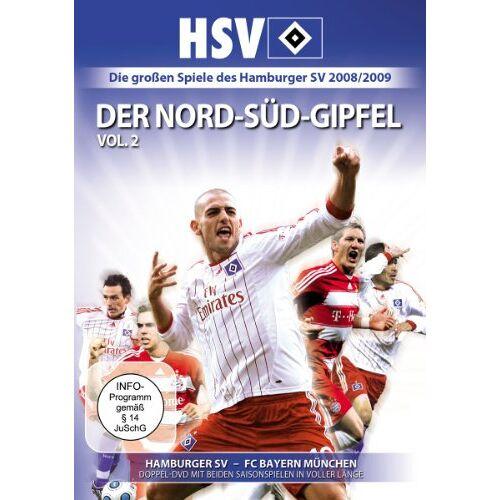 - HSV - Der Nord-Süd-Gipfel, Vol. 2 (2 DVDs) - Preis vom 24.10.2020 04:52:40 h