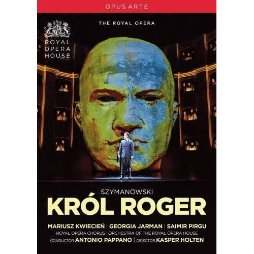 Karol Szymanowski - Szymanowski: Krol Roger (Royal Opera House 2015) [DVD] - Preis vom 07.05.2021 04:52:30 h