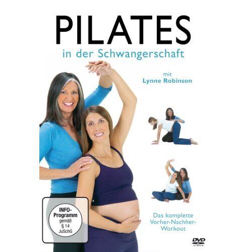 Lynne Robinson - Pilates in der Schwangerschaft - Preis vom 15.10.2019 05:09:39 h