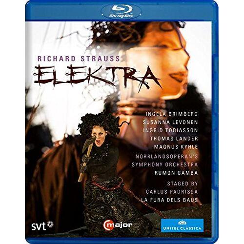 Richard Strauss - Strauss: Elektra [Fura dels Baus] [Blu-ray] - Preis vom 27.02.2021 06:04:24 h