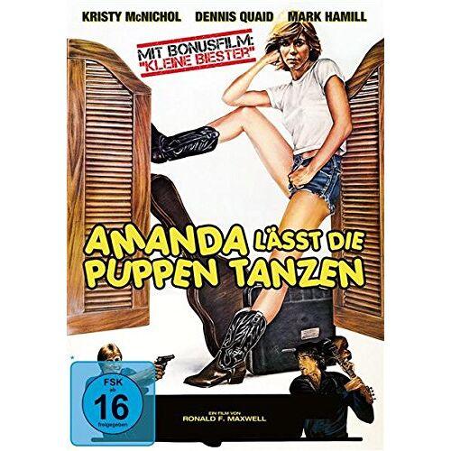 Ronald F. Maxwell - Amanda lässt die Puppen tanzen [Limited Edition] - Preis vom 18.10.2020 04:52:00 h