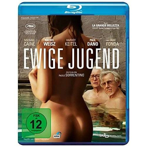 Paolo Sorrentino - Ewige Jugend [Blu-ray] - Preis vom 20.10.2020 04:55:35 h
