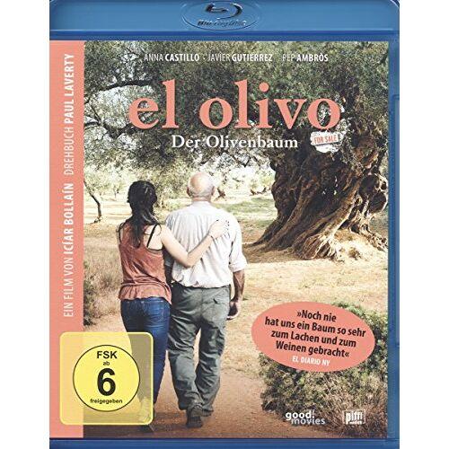 Icíar Bollaín - El Olivo - Der Olivenbaum [Blu-ray] - Preis vom 09.05.2021 04:52:39 h