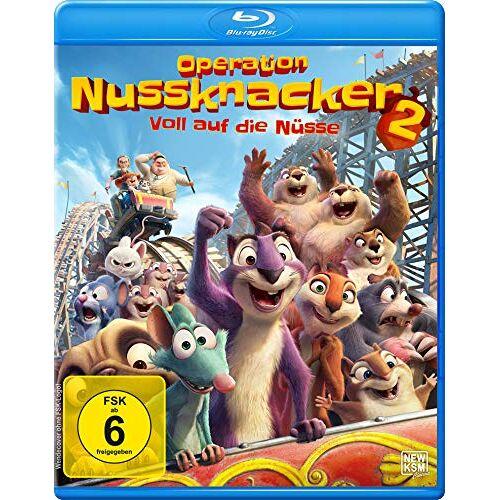 Callan Brunker - Operation Nussknacker 2 - Voll auf die Nüsse [Blu-ray] - Preis vom 20.10.2020 04:55:35 h