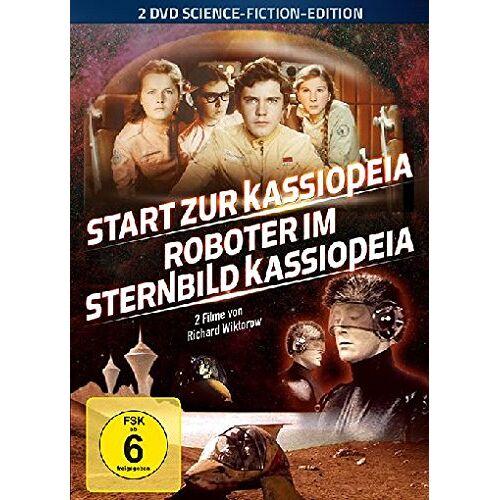 Richard Wiktorow - Start zur Kassiopeia / Roboter im Sternbild Kassiopeia [2 DVDs] - Preis vom 08.04.2021 04:50:19 h