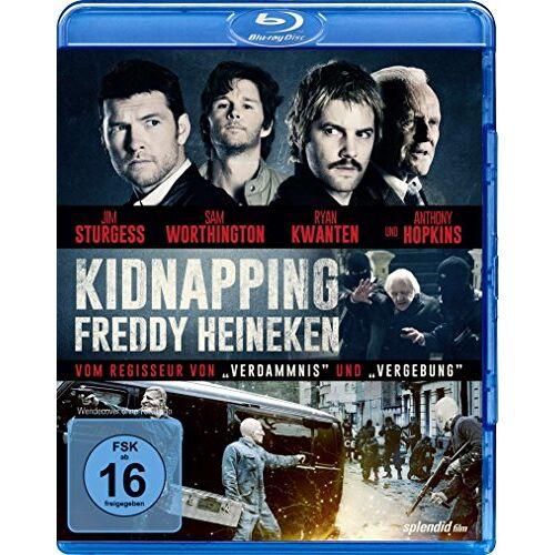 Daniel Alfredson - Kidnapping Freddy Heineken [Blu-ray] - Preis vom 20.07.2019 06:10:52 h