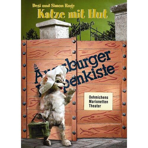 - Augsburger Puppenkiste - Katze mit Hut - Preis vom 20.10.2020 04:55:35 h