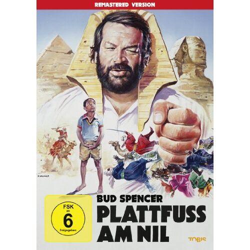 Stefano Vanzina - Bud Spencer - Plattfuß am Nil (Remasterd Version) - Preis vom 04.09.2020 04:54:27 h
