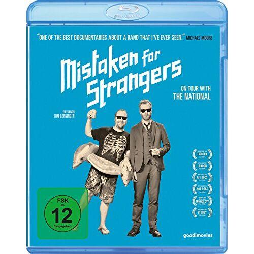 Tom Berninger - Mistaken For Strangers [Blu-ray] - Preis vom 04.05.2021 04:55:49 h
