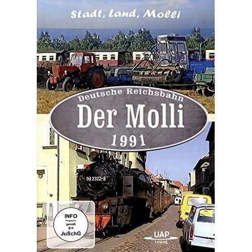 - Der Molli 1991 - Deutsche Reichsbahn - Preis vom 24.02.2021 06:00:20 h