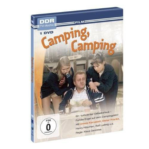 Klaus Gendries - Camping, Camping - DDR TV-Archiv - Preis vom 24.02.2021 06:00:20 h