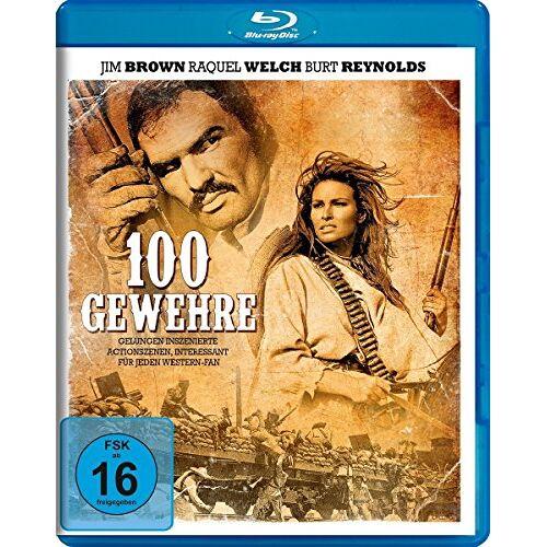 Tom Gries - 100 Gewehre [Blu-ray] - Preis vom 08.05.2021 04:52:27 h
