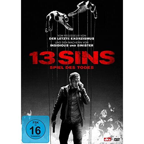 Mark Webber - 13 Sins - Preis vom 12.04.2021 04:50:28 h
