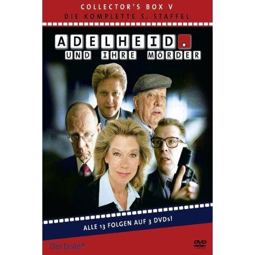 Stefan Bartmann - Adelheid und ihre Mörder - Adelheid Box 5: Die komplette 5. Staffel [3 DVDs] - Preis vom 05.09.2020 04:49:05 h