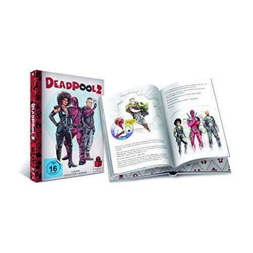 - Deadpool 2 Mediabook [Blu-ray] - Preis vom 08.05.2021 04:52:27 h