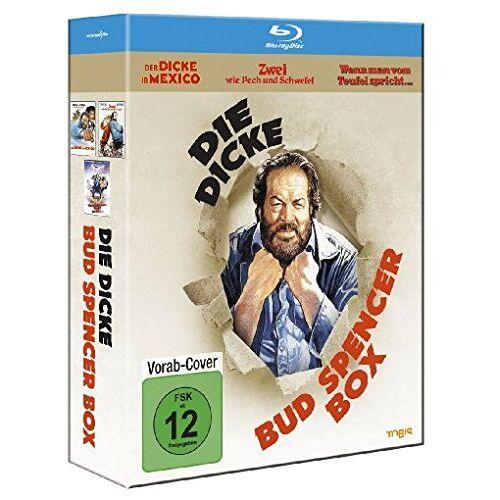 Bud Spencer - Die Dicke Bud Spencer Box [Blu-ray] - Preis vom 08.04.2021 04:50:19 h