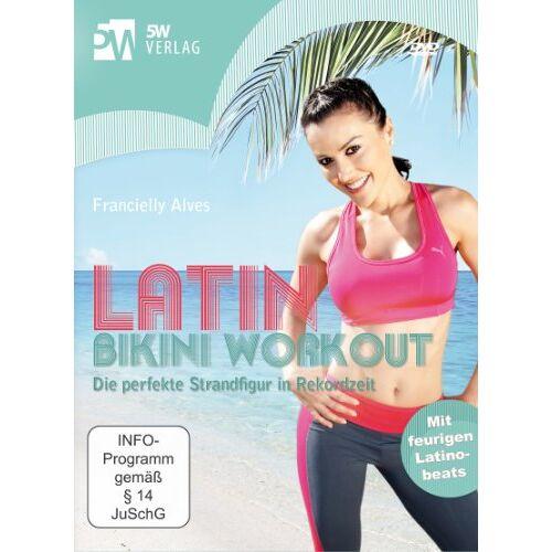 - Latin Bikini Workout - Die perfekte Strandfigur in Rekordzeit (klassische Bikini-Workouts mit Gute-Laune-Strandmusik) - Preis vom 08.05.2021 04:52:27 h