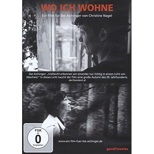 Ilse Aichinger - Wo ich wohne - Ein Film für Ilse Aichinger - Preis vom 13.01.2021 05:57:33 h