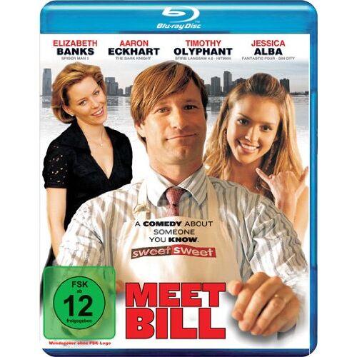 Bernie Goldmann - Meet Bill [Blu-ray] - Preis vom 20.10.2020 04:55:35 h