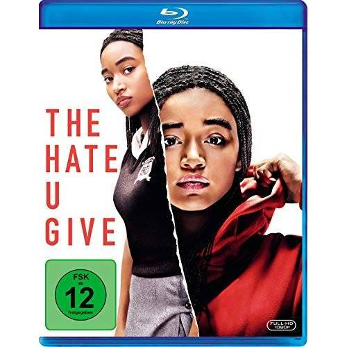 Tillmanns, George JR. - The Hate U Give [Blu-ray] - Preis vom 05.09.2020 04:49:05 h