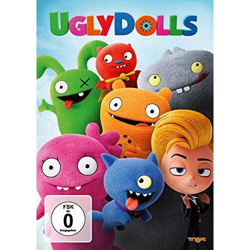 Kelly Asbury - UglyDolls - Preis vom 20.10.2020 04:55:35 h