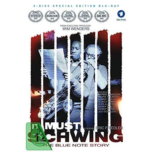 Eric Friedler - It Must Schwing [2 Blu-rays] - Preis vom 20.10.2020 04:55:35 h