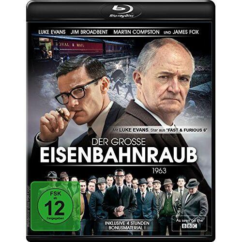 Julian Jarrold - Der große Eisenbahnraub 1963 (BBC Version) [Blu-ray] - Preis vom 25.02.2021 06:08:03 h