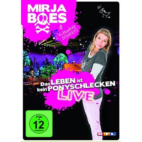 Mirja Boes - Das Leben ist kein Ponyschlecken - Live - Preis vom 26.01.2021 06:11:22 h