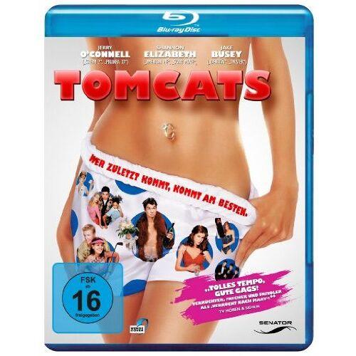 Gregory Poirier - Tomcats [Blu-ray] - Preis vom 24.02.2021 06:00:20 h