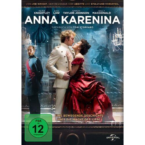 Joe Wright - Anna Karenina - Preis vom 20.09.2019 05:33:19 h