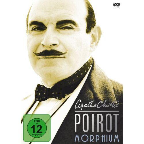 David Suchet - Agatha Christie - Poirot: Morphium - Preis vom 16.04.2021 04:54:32 h