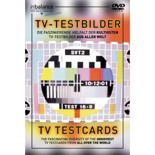 - TV-Testbilder - Preis vom 14.01.2021 05:56:14 h