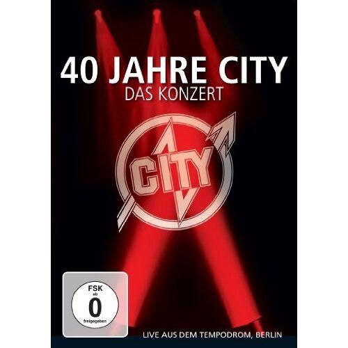 City - 40 Jahre City - Preis vom 25.01.2021 05:57:21 h
