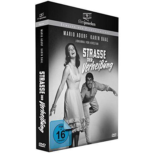 Imo Moszkowicz - Straße der Verheißung - mit Mario Adorf (Filmjuwelen) - Preis vom 28.02.2021 06:03:40 h