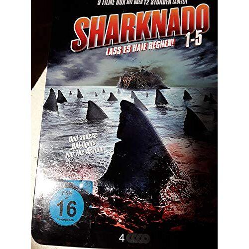 - Sharknado las es Haie Regnen 1-5 - Preis vom 13.05.2021 04:51:36 h