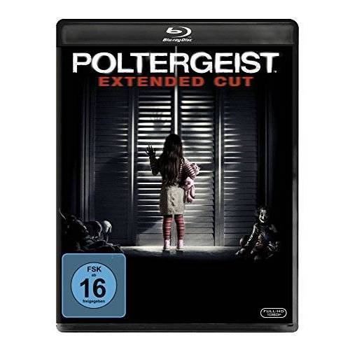Gil Kenan - Poltergeist [Blu-ray] - Preis vom 24.01.2021 06:07:55 h
