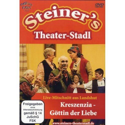 Peter Steiner - Steiner's Theater-Stadl - Kreszenzia: Göttin der Liebe - Preis vom 05.09.2020 04:49:05 h