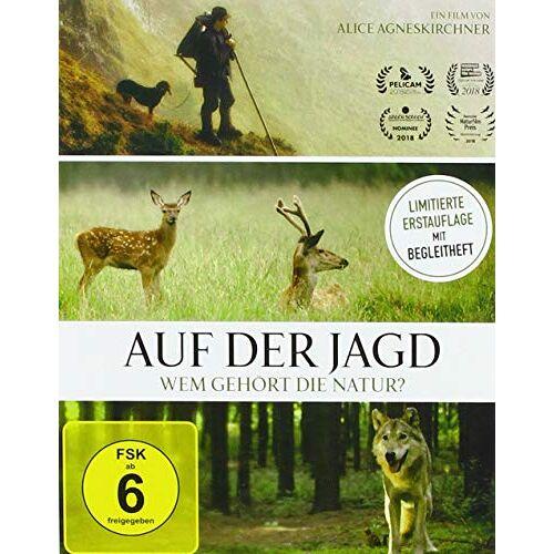 Alice Agneskirchner - Auf der Jagd - Wem gehört die Natur? [Blu-ray] - Preis vom 28.02.2021 06:03:40 h