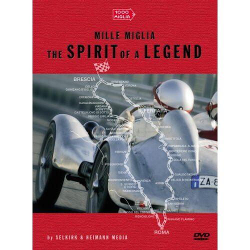 Philip Selkirk - Mille Miglia - The spirit of a legend - Preis vom 17.04.2021 04:51:59 h
