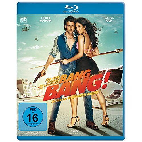 Siddharth Anand - Bang Bang! [Blu-ray] - Preis vom 19.01.2021 06:03:31 h