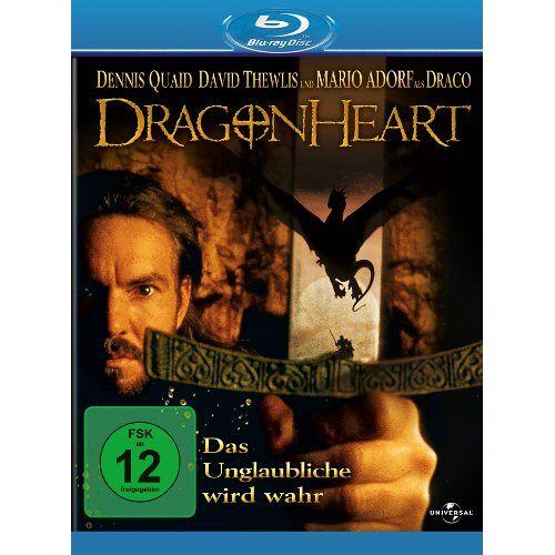 Rob Cohen - Dragonheart [Blu-ray] - Preis vom 05.09.2020 04:49:05 h