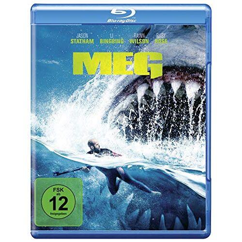 Jon Turteltaub - MEG [Blu-ray] - Preis vom 05.05.2021 04:54:13 h