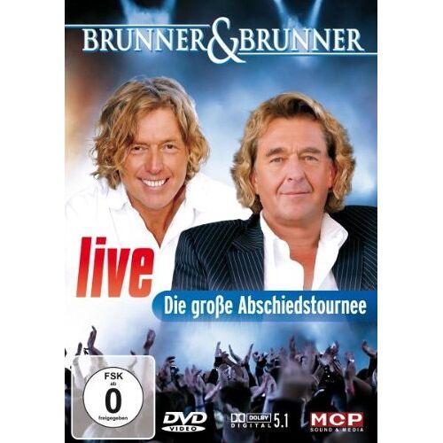 Brunner & Brunner - Brunner & Brunner - Die große Abschiedstournee: Live - Preis vom 12.06.2019 04:47:22 h